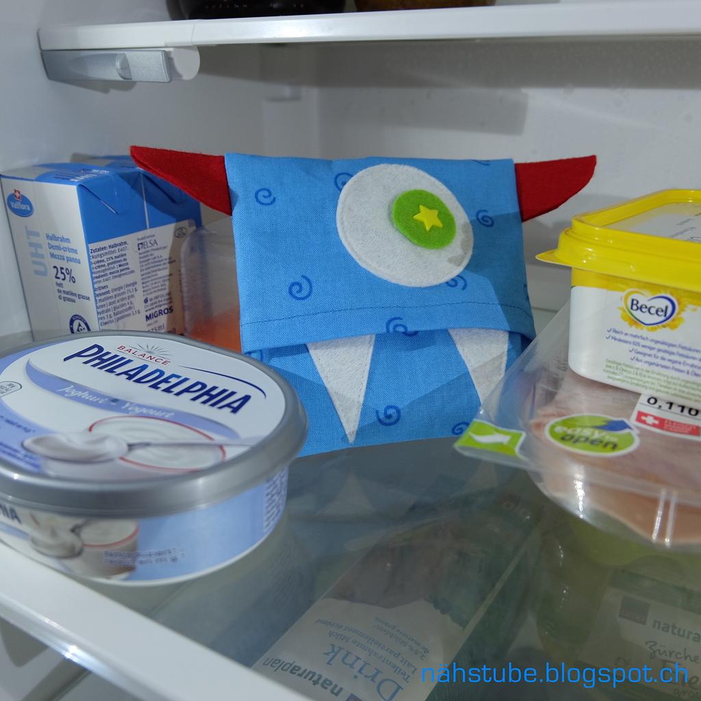 Kühlschrankmonster – Nähstube